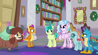 "Silverstream ""they're changing their minds"" S8E16"