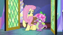 Spike -what's all the commotion in here- S7E20
