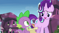 """Starlight """"when were you going to tell me"""" S6E1"""