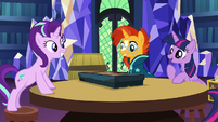 Starlight Glimmer wants to play Dragon Pit S7E24