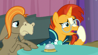 """Sunburst """"I can't even say the word"""" S9E16"""