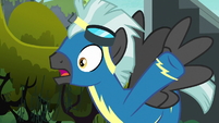 Thunderlane -he won't do anything else- S7E21