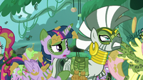 Twilight 'shouldn't you try' S5E26