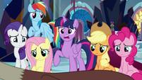 """Twilight Sparkle """"Discord's right"""" S9E2"""