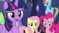 Twilight touched by Toola and Coconut's words S7E14
