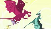 Two dragons S2E21