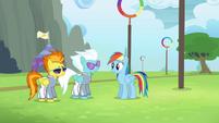 Fleetfoot considers Rainbow an asset S4E10