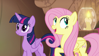 Fluttershy -I would have thought to use- S7E20