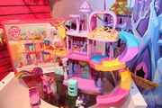 Friendship Rainbow Kingdom playset and packaging Toy Fair 2014.jpg