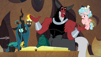 """Lord Tirek """"we can all be part of the spell"""" S9E24"""