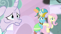 Mistmane and Meadowbrook listen to Stygian S7E26