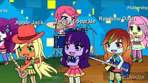 Mlp - Welcome to the show (in gacha life)