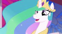 """Princess Celestia """"did she now?"""" S7E10"""