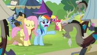 Rainbow Dash -seriously-- S4E22