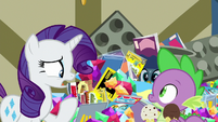 """Rarity """"why in Equestria would you refuse"""" S9E19"""