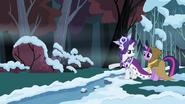 S02E11 Księżniczka Platinum boi się strumienia