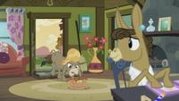 S05E09 Cranky wchodzi do domku