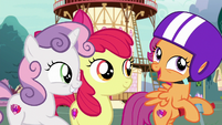 "Scootaloo ""could this get any better or what?"" S6E19"