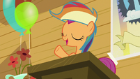 """Scootaloo """"first order of business"""" S8E20"""