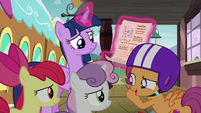 """Scootaloo """"somepony just wants a vacation"""" S8E6"""