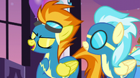"""Spitfire """"and you'll be beating records in no time"""" S5E15"""