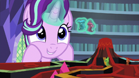 Starlight reminiscing about her childhood S7E24