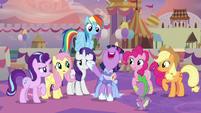 """Twilight announces """"Council of Friendship!"""" S9E26"""