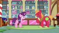 "Big Mac ""I have somethin' to tell you"" S8E10"