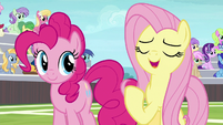 """Fluttershy """"you can't win them all"""" S9E15"""