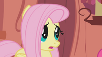 """Fluttershy gasps after hearing """"100 years"""" S1E07"""