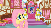 Fluttershy may go through S1E22