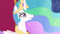 "Princess Celestia ""there is one solution"" S4E25"