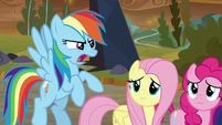 """Rainbow Dash """"not if I can help it!"""" S9E2"""
