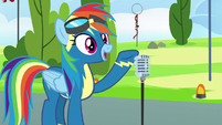 """Rainbow Dash """"welcome to the..."""" S7E7"""