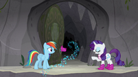 """Rarity """"and you called them useless"""" S8E17"""