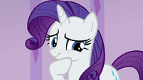 Rarity thinks for a moment S6E10