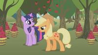 S01E04 Big Mac jest chory, więc sama zbieram jabłka