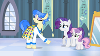 """Sapphire's """"bad luck"""" situation S4E19"""