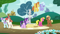 Starlight --nobody makes friends with a total stresscase-- S6E6
