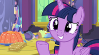 """Twilight """"perfect for your welcome party"""" S7E15"""