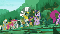 Zecora --Time is a river-- S5E26
