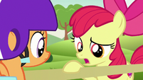 """Apple Bloom """"wonderin' if this is the best way"""" S7E7"""
