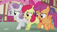 CMC singing -by helping others, not by being mean- S5E18