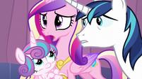 "Cadance ""Including the Crystal Empire!"" S6E2"