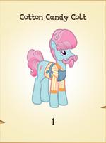 Cotton Candy Colt MLP Gameloft.png