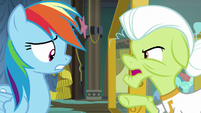 "Granny Smith ""we thought you'd be a hoot"" S8E5"