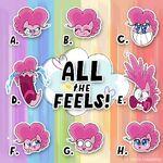 MLP Pony Life Instagram - Pinkie Pie All the Feels