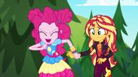 "Pinkie Pie ""this day's already amazing!"" EGSBP"