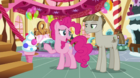 """Pinkie Pie """"you're not afraid of slides"""" S8E3"""