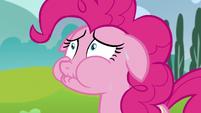 Pinkie reaching her secret-keeping limit S5E19